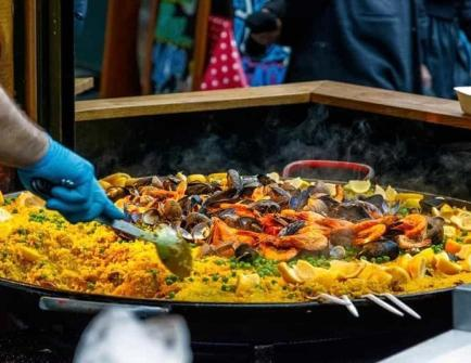Ad Acqui week end 'da leccarsi i baffi' con lo street food del Mercato Europeo